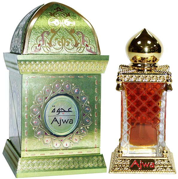 Ajwa Perfume Oil 30ml by Al Haramain Perfumes