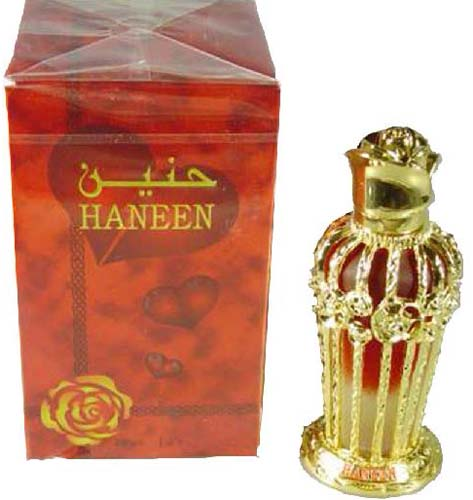 Haneen Perfume Oil 20ml by Al Haramain
