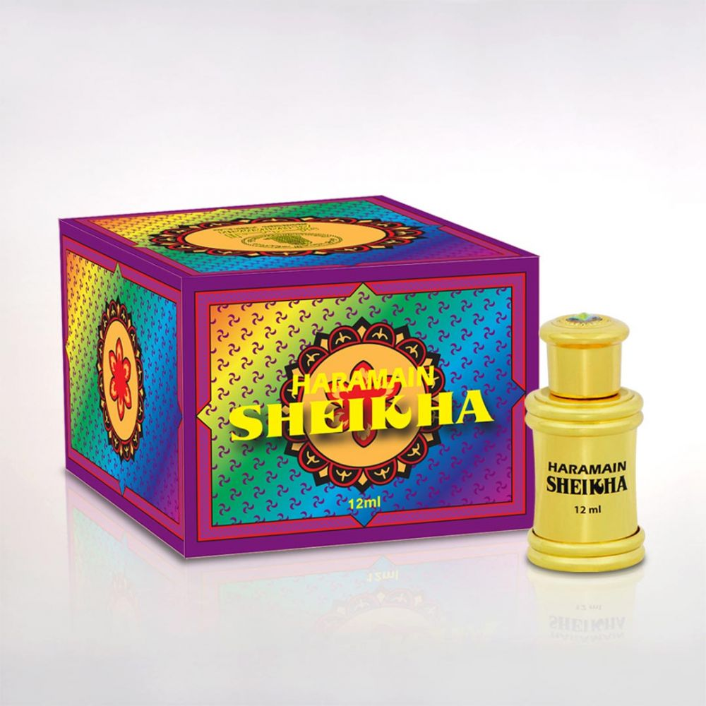 Sheikha Perfume Oil 12ml by Al Haramain Perfumes