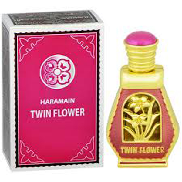 Twin Flower Perfume Oil 12ml by Al Haramain Perfumes