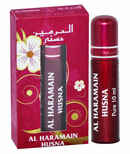 Husna Roll-on Perfume Oil 10ml by Al Haramain