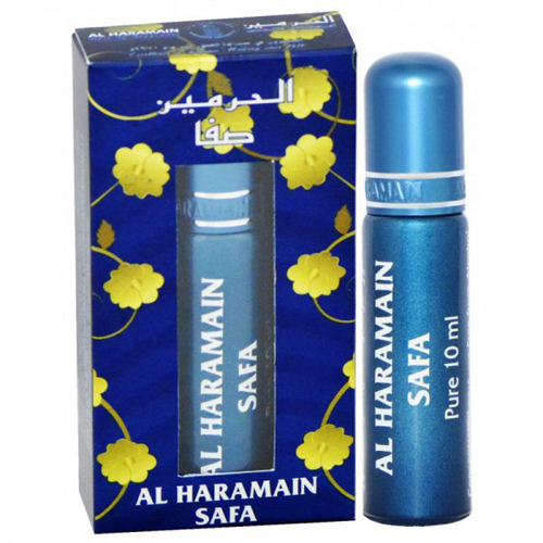 Safa Roll-on Perfume Oil 10ml by Al Haramain