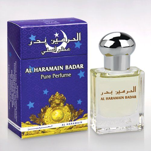 Badar Roll-on Perfume Oil 15ml by Al Haramain