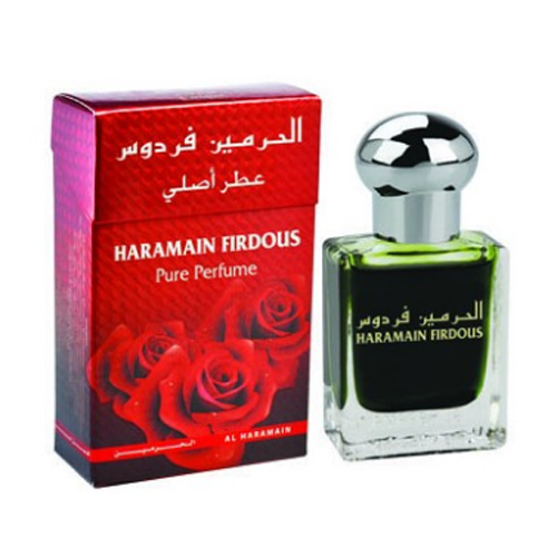 Firdous Roll-on Perfume Oil 15ml by Al Haramain