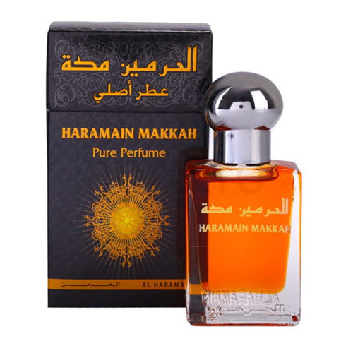 Makkah Roll-on Perfume Oil 15ml by Al Haramain