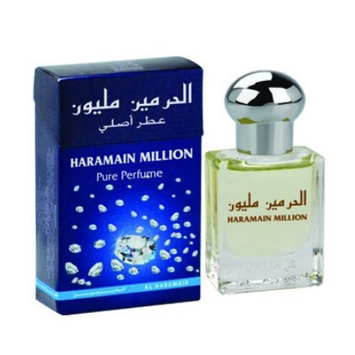 Million Roll-on Perfume Oil 15ml by Al Haramain