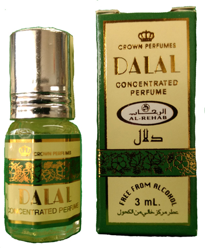 Dalal Roll-on Perfume Oil 3ml by Al Rehab