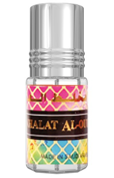 Mokhalat Al Oud Roll-on Perfume Oil 3ml by Al Rehab