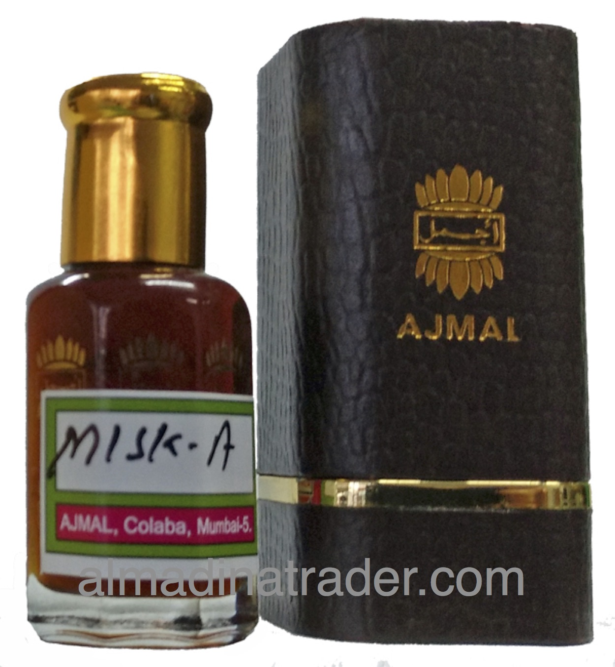 Black Misk Perfume Oil 12ml by Ajmal