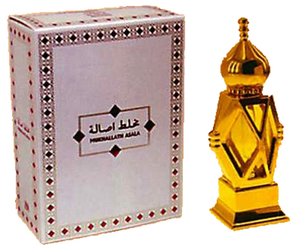 Mukhallath Asala Perfume Oil 15ml by Al Halal