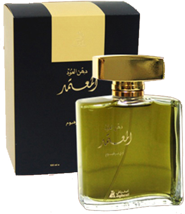 Dehnal Oudh Mutamid Spray Perfume 100ml by Asgharali