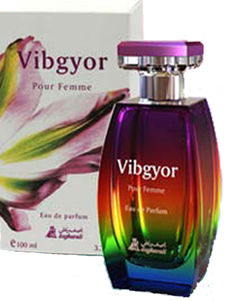 Vibgyor Spray Perfume 100ml by Asgharali