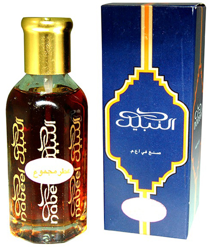 Attar Majmua Perfume Oil 50ml by Nabeel Perfumes