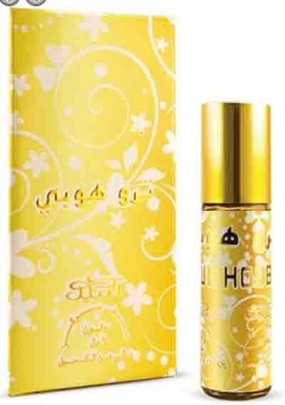 True Hobby Roll on Perfume 6ml by Nabeel Perfumes