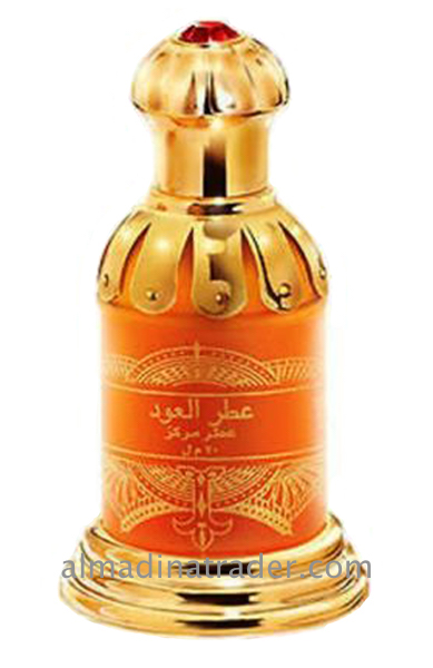 Attar Al Oudh Perfume Oil 20ml by Rasasi
