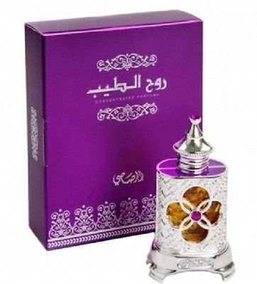 Ruh Al Teeb Perfume Oil 15ml by Rasasi Perfumes