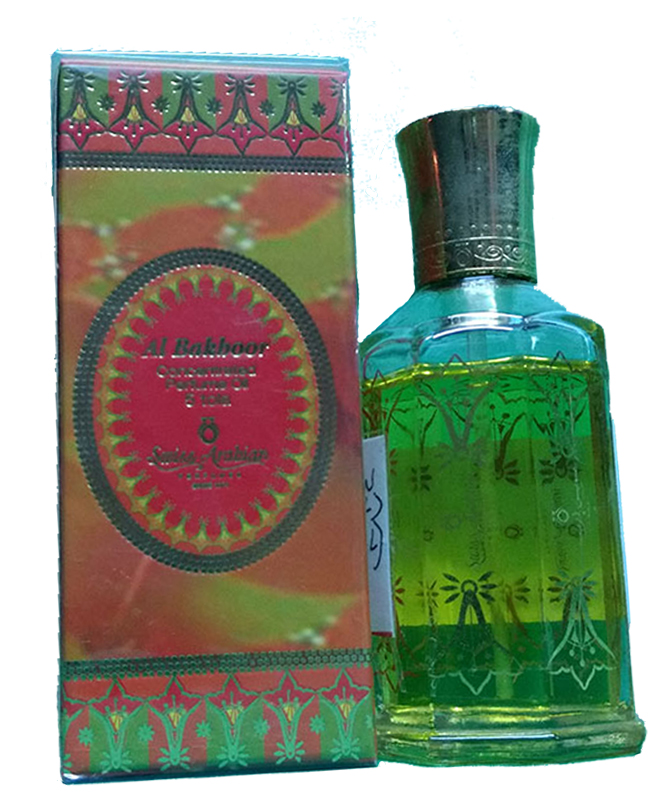 Al Bakhoor Perfume Oil 5 Toola (60ml) by SAPG