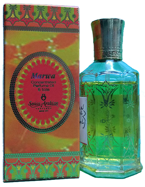 Marwa Perfume Oil 5 Toola (60ml) by SAPG
