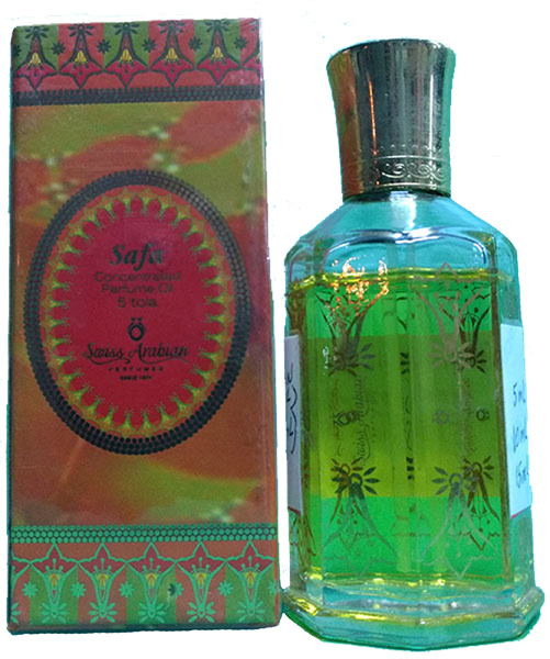 Safa Perfume Oil 5 Toola (60ml) by SAPG