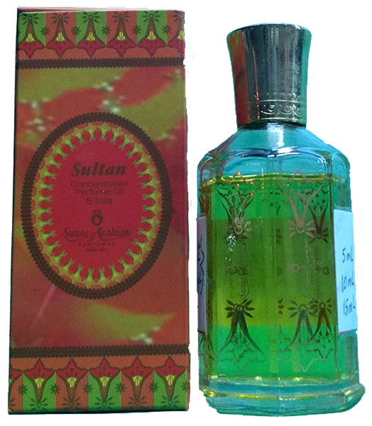 Sultan Perfume Oil 5 Toola (60ml) by SAPG