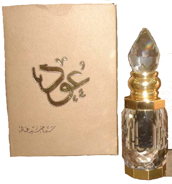 Oudh Crystal Cambodi Perfume Oil 2.5ml by SJA Perfumes