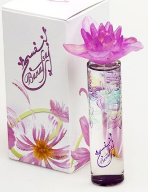 Banafsaj Spray Perfume 100ml by Junaid Alam