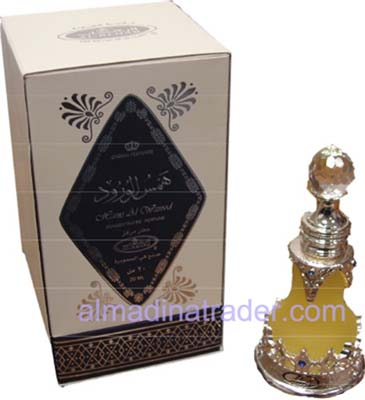 Hams Al Warood Perfume Oil 20ml by Crown Perfumes