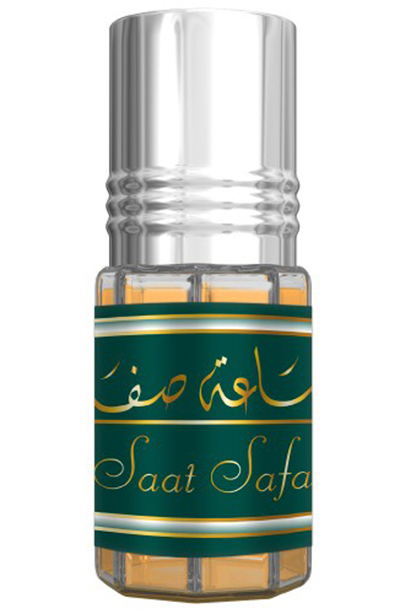 Saat Safa Roll-on Perfume Oil 3ml by Al Rehab