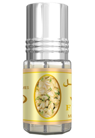 White Full Roll-on Perfume Oil 3ml by Al Rehab