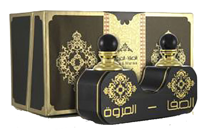 Safa & Marwah Perfume Oil 24ml by Arabian Oud